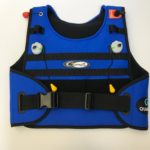 Limited Edition: All New Design of Quatic Jeff Clark Inflatable Surf Vest