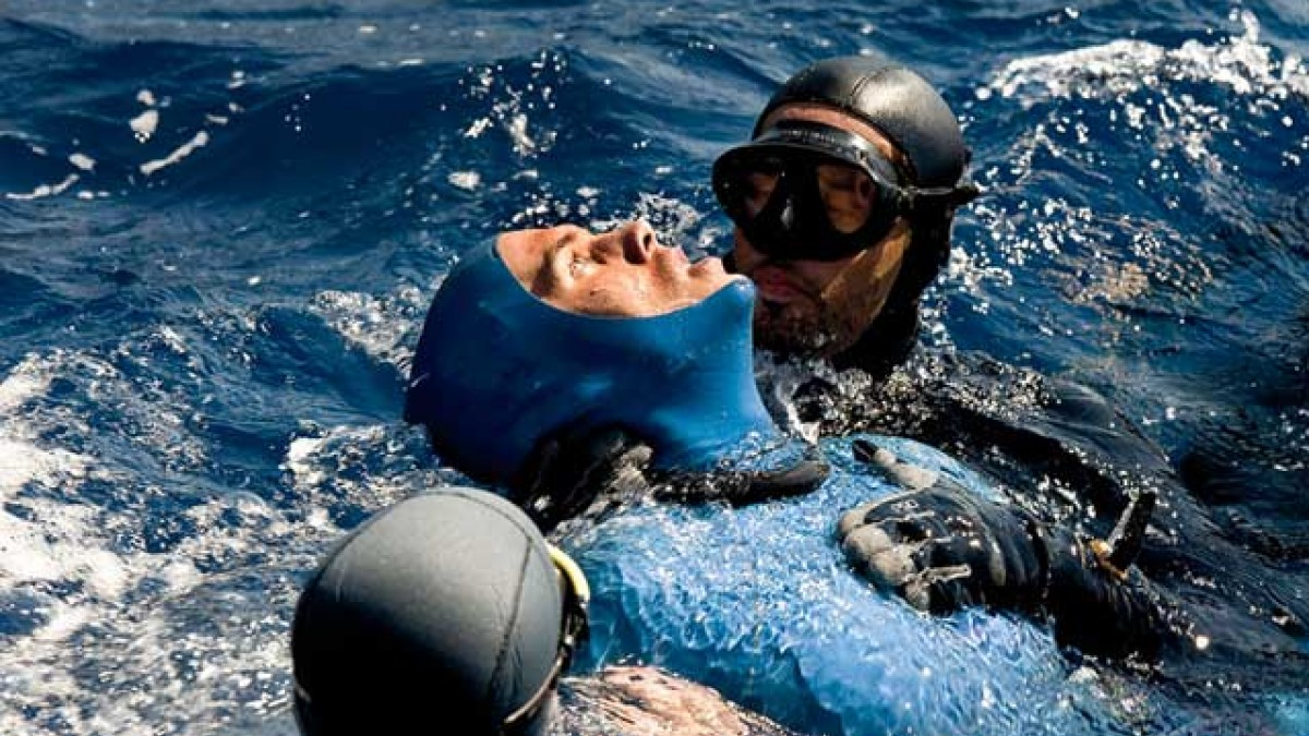 Understanding free diving blackouts and how to prevent for Loss of motor control