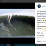 WSL Looks to Add Mavericks to Big Wave Tour