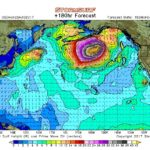 Pre Big Wave Season Northern Hemisphere Swell on the Charts?
