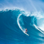 First Ever Women's Comp at Waimea Bay Scheduled for This Fall
