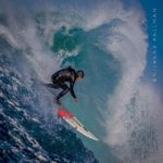 Surfer Jeremy Rasmussen talks about and surfs Oregon's most dangerous wave