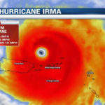 Irma holding with 185 mph sustained winds