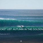 SEPTEMBER BUCKET LIST: AUTUMN IN THE GOLDEN STATE