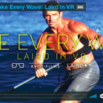 SUP Foil the Longest Wave in the World with Laird in VR