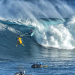 Ian Walsh Charges to Victory at Perfect Pe'ahi
