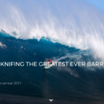 IAN WALSH ON KNIFING THE GREATEST EVER BARREL RIDDEN AT JAWS